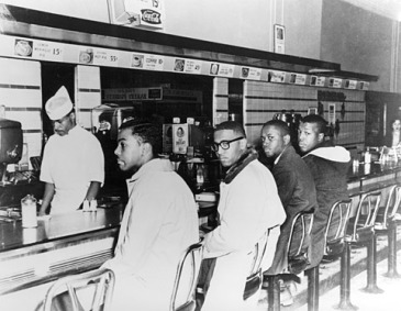 lunch counter protests